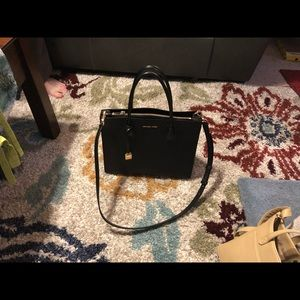 Michael Kors large black purse